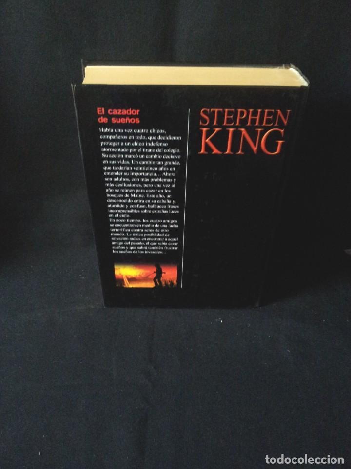 Libros de segunda mano: STEPHEN KING - EL CAZADOR DE SUEÑOS - RBA EDITORES 2003 - Foto 2 - 189171017