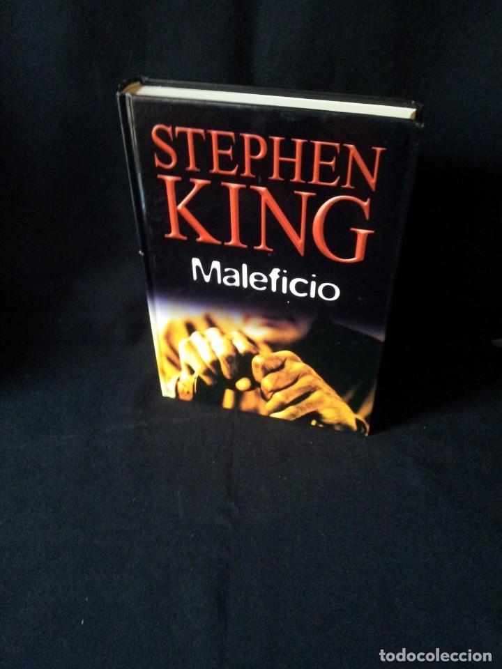 STEPHEN KING - MALEFICIO - RBA EDITORES 2004 (Libros de segunda mano (posteriores a 1936) - Literatura - Narrativa - Terror, Misterio y Policíaco)