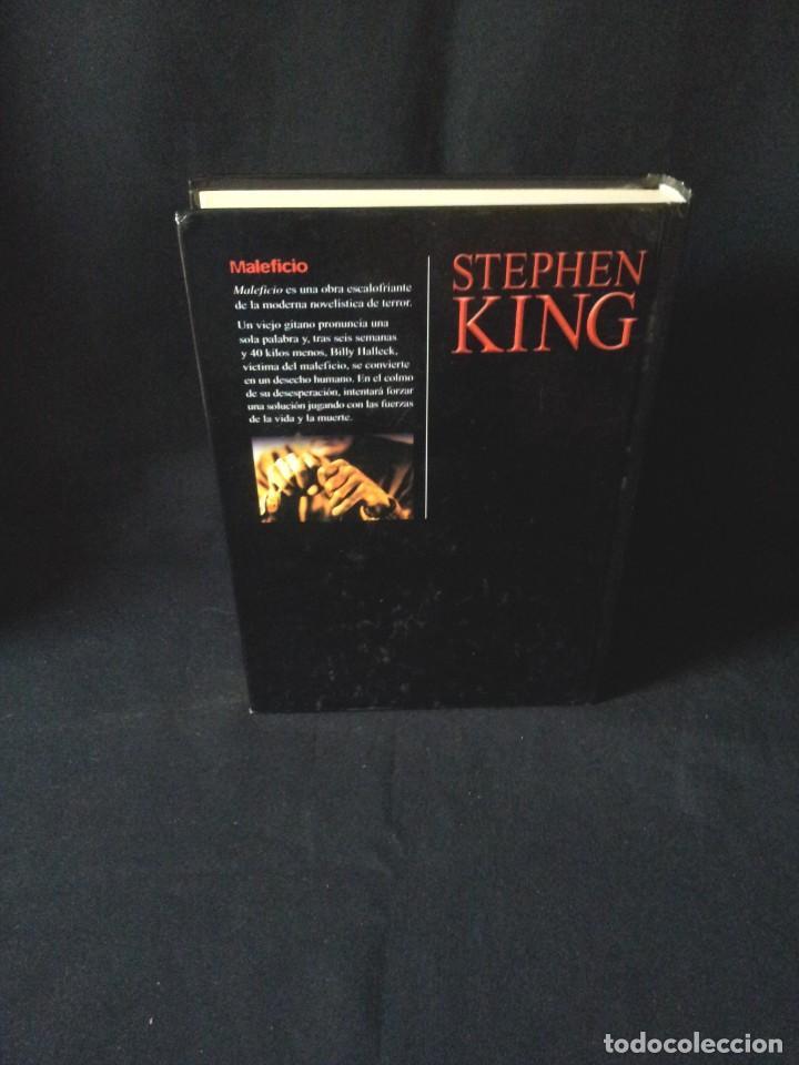Libros de segunda mano: STEPHEN KING - MALEFICIO - RBA EDITORES 2004 - Foto 2 - 189171683
