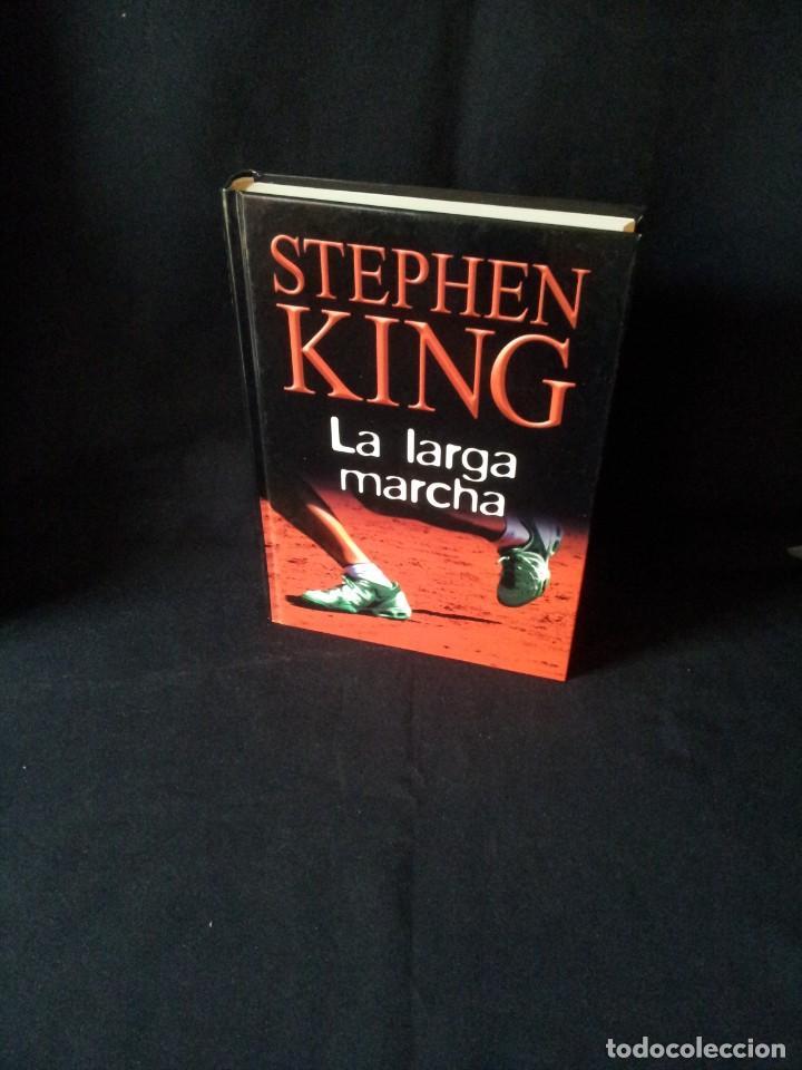 STEPHEN KING - LA LARGA MARCHA - RBA EDITORES 2004 (Libros de segunda mano (posteriores a 1936) - Literatura - Narrativa - Terror, Misterio y Policíaco)