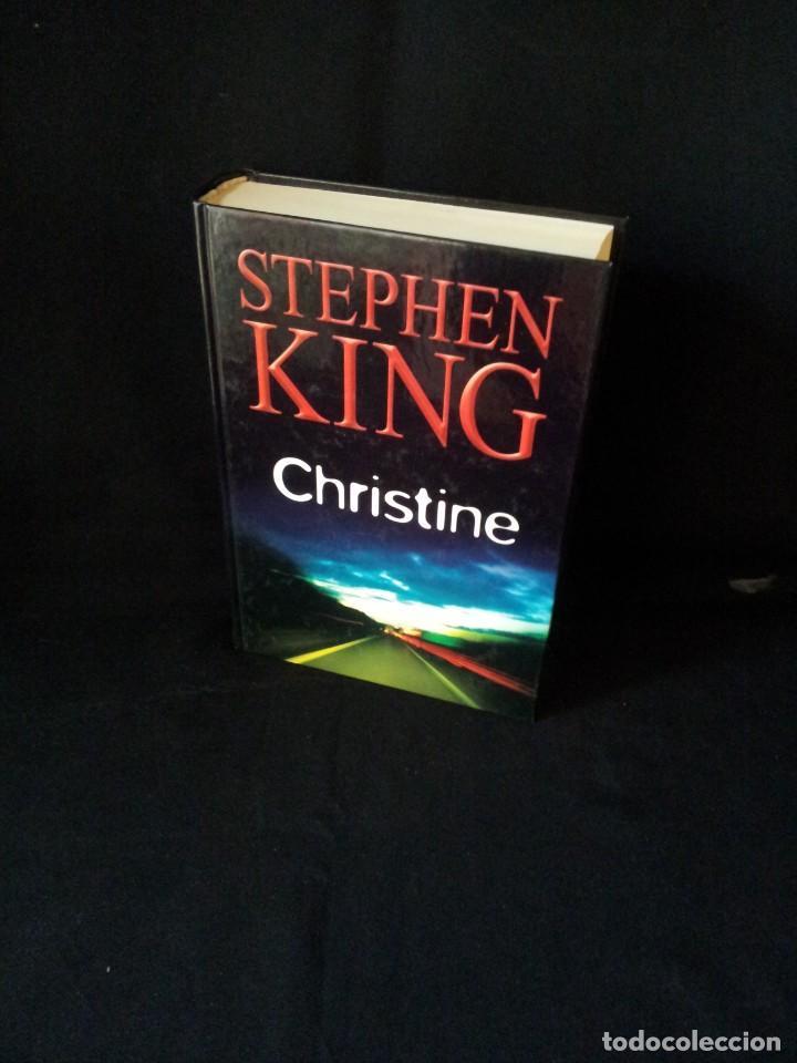STEPHEN KING - CHRISTINE - RBA EDITORES 2003 (Libros de segunda mano (posteriores a 1936) - Literatura - Narrativa - Terror, Misterio y Policíaco)