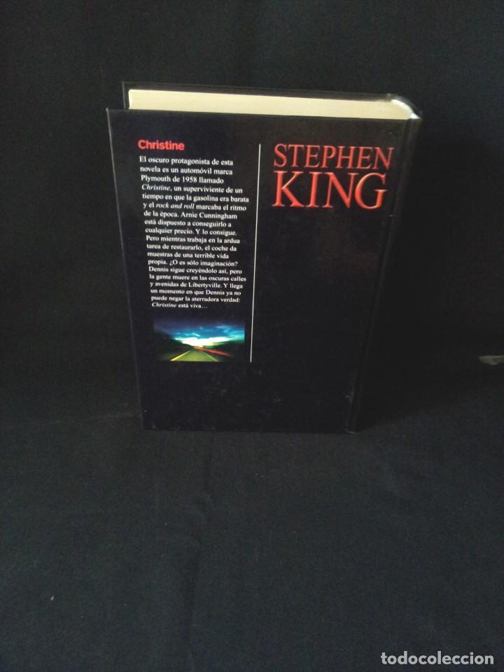 Libros de segunda mano: STEPHEN KING - CHRISTINE - RBA EDITORES 2003 - Foto 2 - 189172363