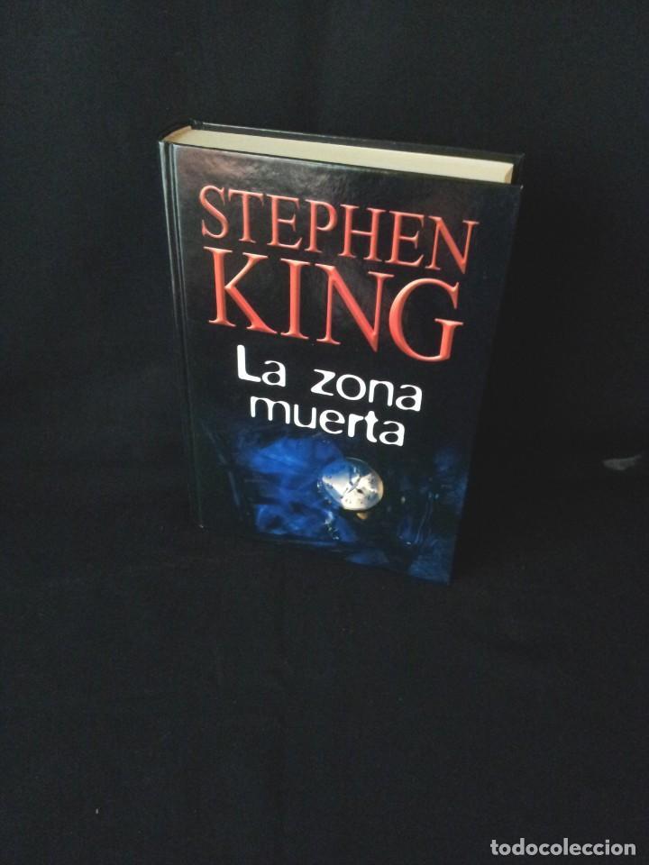 STEPHEN KING - LA ZONA MUERTA - RBA EDITORES 2004 (Libros de segunda mano (posteriores a 1936) - Literatura - Narrativa - Terror, Misterio y Policíaco)