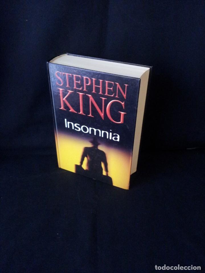 STEPHEN KING - INSOMNIA - RBA EDITORES 2007 (Libros de segunda mano (posteriores a 1936) - Literatura - Narrativa - Terror, Misterio y Policíaco)