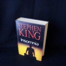 Libros de segunda mano: STEPHEN KING - INSOMNIA - RBA EDITORES 2007. Lote 189172725