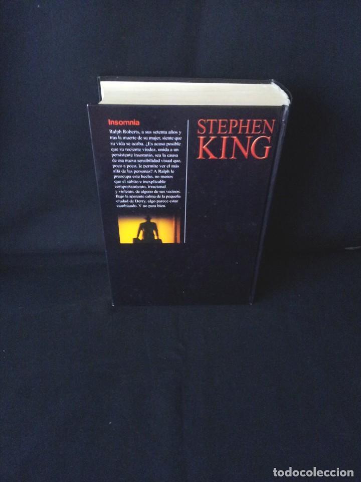 Libros de segunda mano: STEPHEN KING - INSOMNIA - RBA EDITORES 2007 - Foto 2 - 189172725