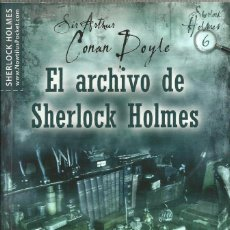 Libros de segunda mano: EL ARCHIVO DE SHERLOCK HOLMES, ARTHUR CONAN DOYLE. Lote 189366242