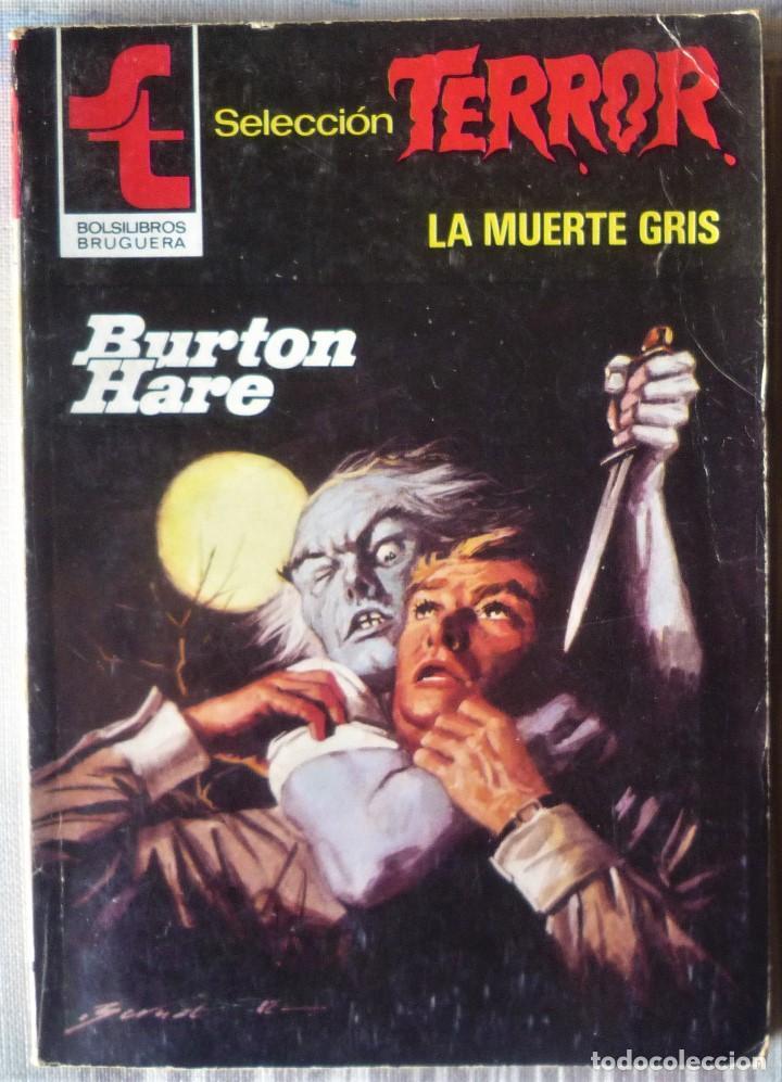 SELECCION TERROR Nº 514. DE BURTON HARE (Libros de segunda mano (posteriores a 1936) - Literatura - Narrativa - Terror, Misterio y Policíaco)