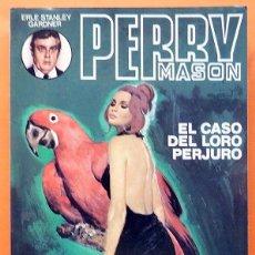 Libros de segunda mano: PERRY MASON: EL CASO DEL LORO PERJURO - ERLE STANLEY GARDNER - MOLINO (Nº 3) - 1980 - NUEVO. Lote 190046313