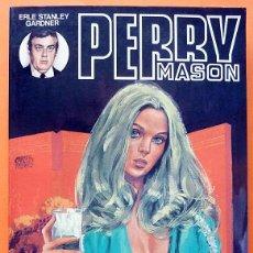 Libros de segunda mano: PERRY MASON: EL CASO DEL TARTAMUDO - ERLE STANLEY GARDNER - MOLINO (Nº 18) - 1981 - NUEVO. Lote 190046721