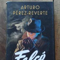 Libros de segunda mano: FALCÓ - ARTURO PÉREZ-REVERTE, EDITORIAL ALFAGUARA.. Lote 190592077
