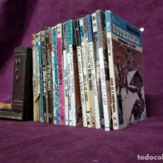 Libros de segunda mano: LOTE DE UNOS 19 LIBROS DE BOLSILLO, STEFANÍA, MARCIAL LAFUENTE. Lote 191468593