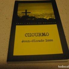 Libros de segunda mano: CHOURMO JEAN-CLAUDE IZZO AKAL NUEVO. Lote 192083940