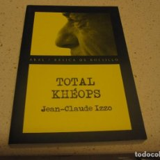 Libros de segunda mano: TOTAL KHEOPS JEAN-CLAUDE IZZO AKAL NUEVO. Lote 192084671