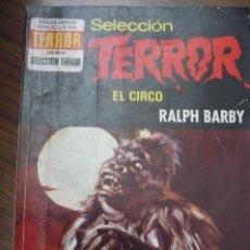Libros de segunda mano: RALPH BARBY EL CIRCO. Lote 192084938