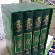 Libros de segunda mano: AGATHA CHRISTIE - ESTUCHE 16 RELATOS EN 4 TOMOS - MATAR ES FÁCIL + TRES RATONES CIEGOS +. Lote 192169596