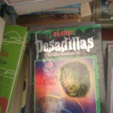 Libri di seconda mano: R.L STINE. PESADILLAS EDICION MONSTRUO Nº 10. EDICIONES B.. Lote 192431295