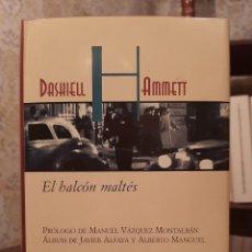 Livros em segunda mão: DASHIELL HAMMETT - EL HALCÓN MALTÉS. Lote 193849161