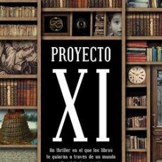 Libros de segunda mano: PROYECTO XI. Lote 194232830