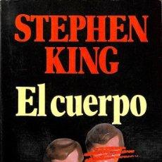 Libros de segunda mano: EL CUERPO. Lote 194232902