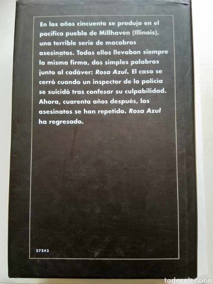 Libros de segunda mano: LA GARGANTA/PETER STRAUB - Foto 2 - 194254595