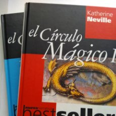 Libros de segunda mano: EL CÍRCULO MÁGICO 2 VOL./KATHERINE NEVILLE. Lote 194254685
