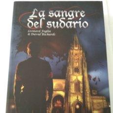 Libros de segunda mano: LA SANGRE DEL SUDARIO/VV.AA.. Lote 194357071