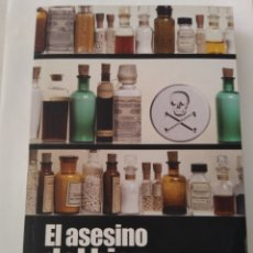 Libros de segunda mano: EL ASESINO DEL BIEN/ERIC NATAF. Lote 194357256