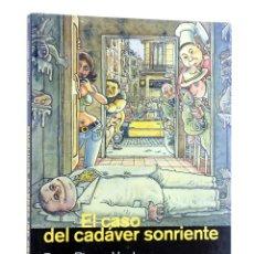 Libros de segunda mano: EL CASO DEL CADÁVER SONRIENTE (PACO PIQUER VENTO) REY LEAR, 2007. OFRT ANTES 17,5E. Lote 194504268