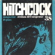 Libros de segunda mano: ALFRED HITCHCOCK MAGAZINE, Nº 38. VARIOS AUTORES. EDICIONES HYMSA, FEBRERO 1967.. Lote 194505795