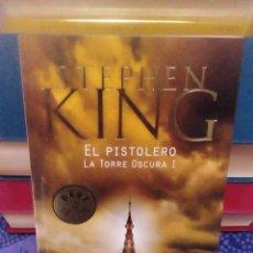 """Libros de segunda mano: 2 LIBROS DE STEPHEN KING """"EL PISTOLERO"""" E """"INSOMNIA"""". Lote 194557112"""