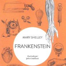 Libros de segunda mano: FRANKENSTEIN ( POCKET ) , MARY WOLLSTONECRAFT SHELLEY. Lote 194616756