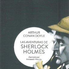 Libros de segunda mano: LAS AVENTURAS DE SHERLOCK HOLMES ( POCKET ) , ARTHUR CONAN DOYLE . Lote 194617188
