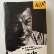Libros de segunda mano: EXPRESO DE MEDIA NOCHE BILLY HAYES Y WILLIAM HOFFER EDITORIAL CIRCULO DE LECTORES 1988 ALTA TENSION . Lote 194617365