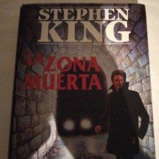 Libros de segunda mano: STEPHEN KING - LA ZONA MUERTA. PRIMERA EDICIÓN. PLAZA & JANES. LEER DESCRIPCIÓN. Lote 194627871