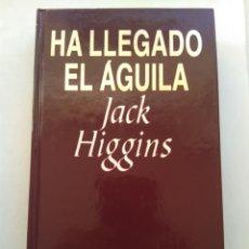 Libros de segunda mano: HA LLEGADO EL AGUILA/JACK HIGGINS. Lote 194642936