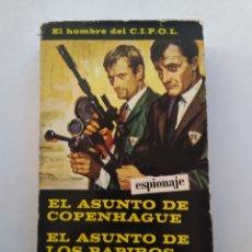 Libros de segunda mano: EL ASUNTO DE COPENHAGUE/EL ASUNTO DE LOS PAPIROS/JOHN ORAM. Lote 194646242