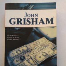Libros de segunda mano: LA CITACIÓN/JOHN GRISHAN. Lote 194646320