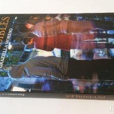 Libros de segunda mano: 2019 - GRAZIELLA MORENO - INVISIBLES. Lote 194780108
