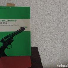 Libros de segunda mano: EL DELATOR (LIAM O'FLAHERTY EDITORIAL LIBROS DEL ASTEROIDE. Lote 194780963