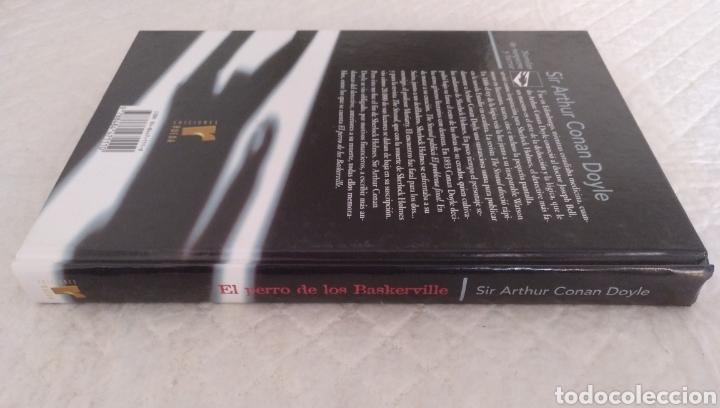 Libros de segunda mano: El perro de los Baskerville. Sir Arthur Conan Doyle. Novelas de suspense y terror. Libro - Foto 7 - 194889172