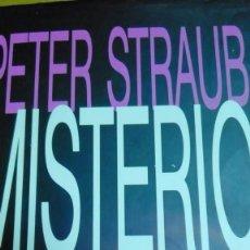 Libros de segunda mano: MISTERIO, PETER STRAUB. Lote 194907293
