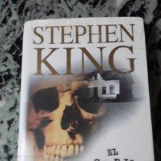 Libros de segunda mano: EL MISTERIO DE SALEM'S LOT, DE STEPHEN KING. PRIMERA EDICIÓN CON ESTA PORTADA. P&J, 1998. Lote 194963617