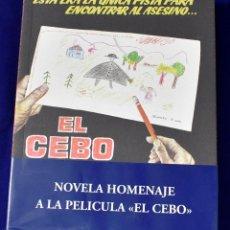 Libros de segunda mano: EL CEBO. GARCÍA YEBRA, TOMÁS. Lote 195287893
