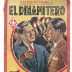 Libros de segunda mano: EL DINAMITERO. R.L. STEVENSON. COLECCIÓN AMARILLA. MAUCCI. (PB75). Lote 195317067