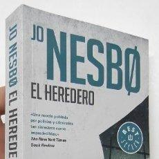 Libros de segunda mano: EL HEREDERO - JO NESBO. Lote 195379008