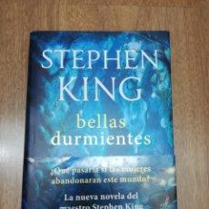 Libros de segunda mano: BELLAS DURMIENTES DE STEPHEN KING TAPA DURA. Lote 195499125