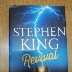 Libros de segunda mano: REVIVAL DE STEPHEN KING TAPA DURA. Lote 195499351