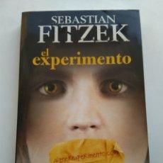 Libros de segunda mano: EL EXPERIMENTO/SEBASTIÁN FITZER. Lote 195523765