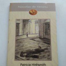 Libros de segunda mano: LA COARTADA PERFECTA/PATRICIA HIGHSMITH. Lote 195533418